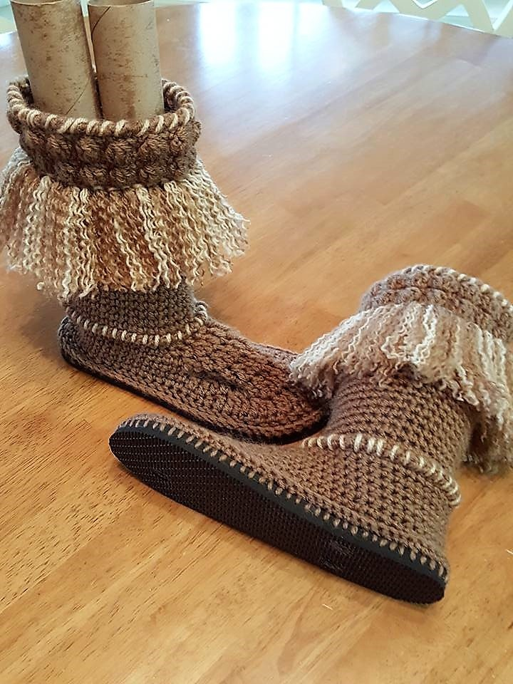 diy-crochet-shoes