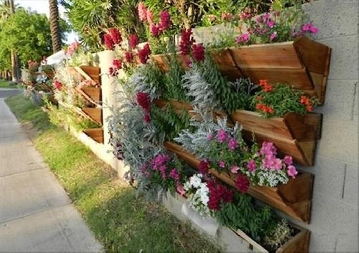 Pallet Garden Ideas | Upcycle Art