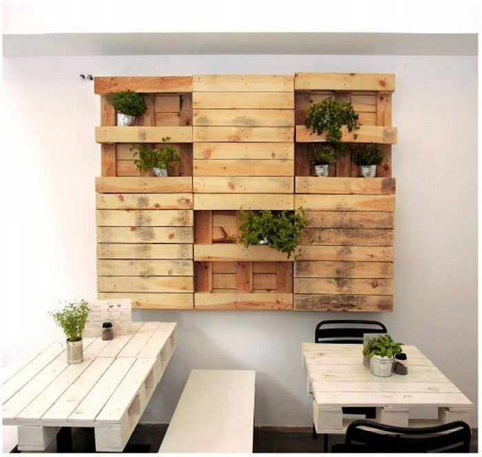 Wooden Pallet Upcycling Ideas | Upcycle Art