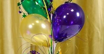 Balloons Decor Plans