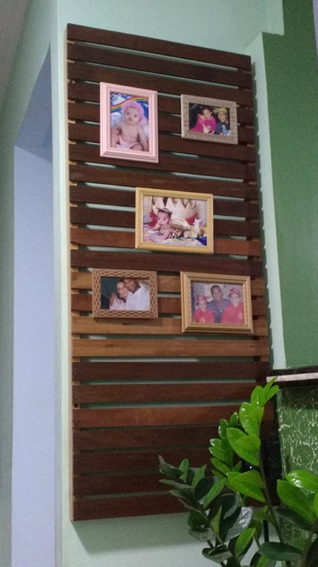 Art Décor: DIY Wall Decor With Pallets