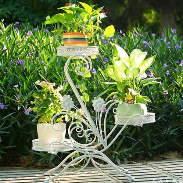 Iron Pot Stand Ideas | Upcycle Art on Iron Stand Ideas  id=71280