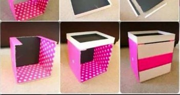 Shoe Boxes Drawers