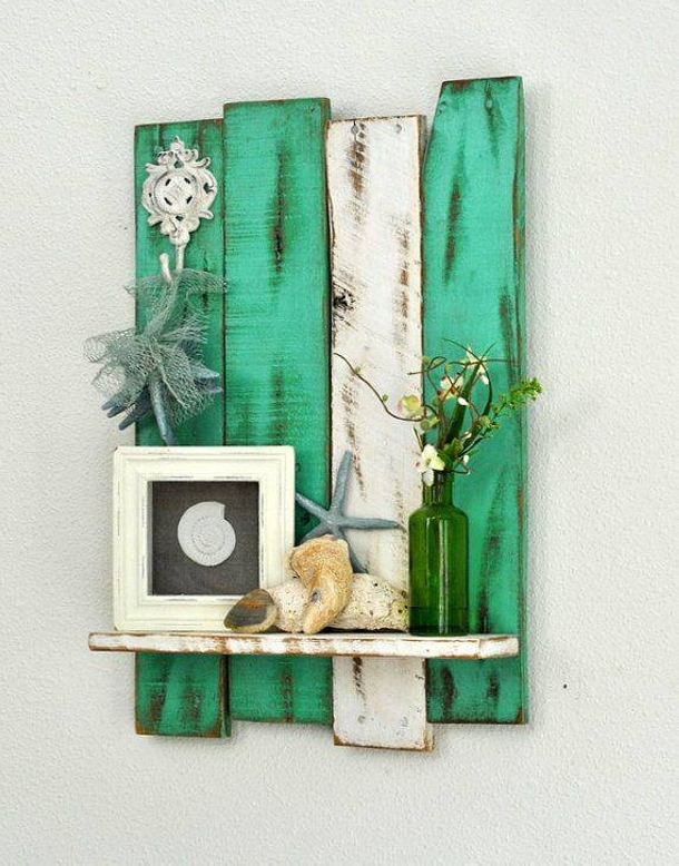 diy home decor ideas with pallets recycled pallet wood decor crafts upcycle 13204