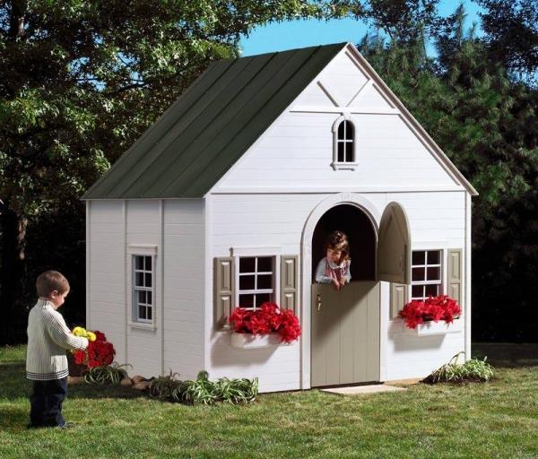 Kids Play House Ideas