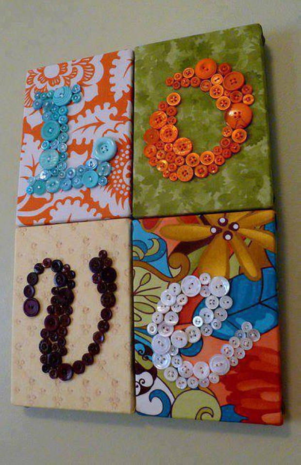 love arts and crafts ideas diy crafts ideas with buttons upcycle 6896
