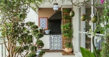balcony decor garden plan