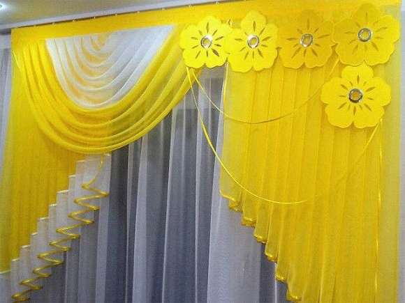 Curtain Designs for Bedroom | Upcycle Art