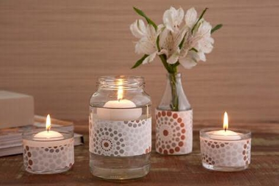 Creative Ideas For Glass Jars Upcycle Art