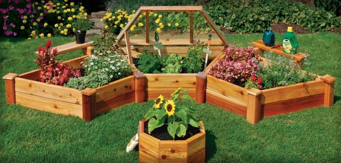 30+ Ideas for Raised Garden Beds