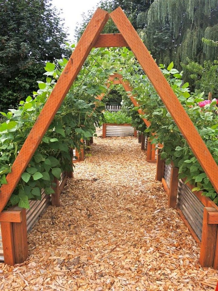 30+ Ideas for Raised Garden Beds | Upcycle Art on Garden Bed Ideas For Backyard id=88397