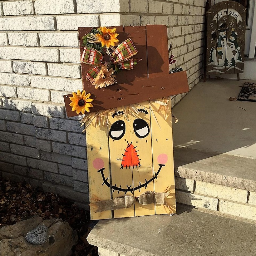 Recycled Pallets Crafts By Ashley Garifine Crabtree